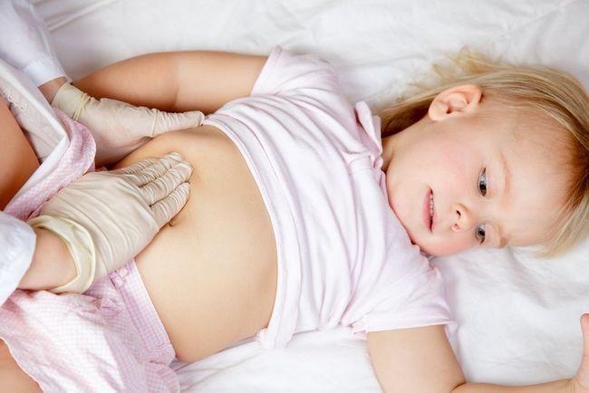 Ознаки та лікування холециститу у дітей