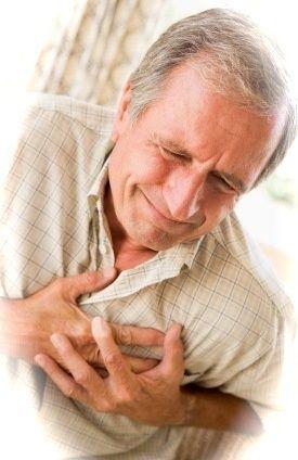 Ознаки інфаркту у чоловіків