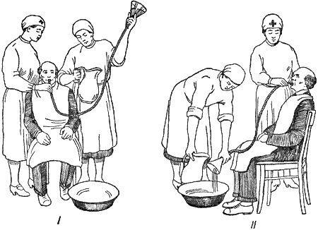 Процедура промивання шлунка
