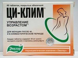 Прийом препарату Ци-Клим при профілактиці остеопорозу при клімаксі