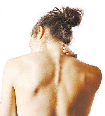 Прояви і терапія шийно-грудного остеохондрозу
