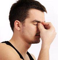 Промивання порожнини носа по Проетцу