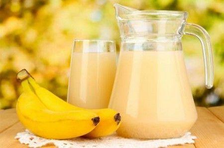 Рецепти смузі, приготованого з бананом