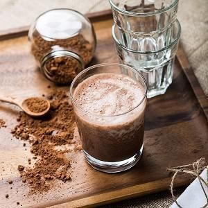 шоколадний напій
