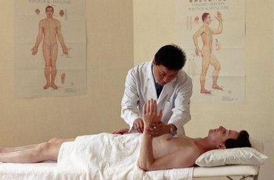 Рефлекторна терапія зі Сходу