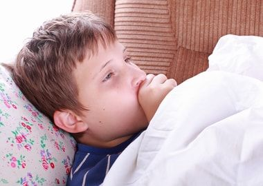 Загострення астми у дитини при ринофарингите
