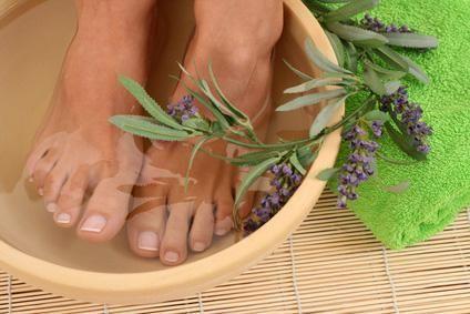 Ванночки для ніг