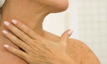 Щитовидна залоза симптоми захворювання: ознаки хвороби