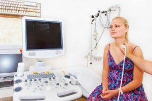 огляд узі щитовидки