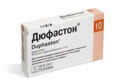 Дюфастон при лікуванні аденоміозу матки