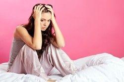 Порушення сну - симптом клімаксу