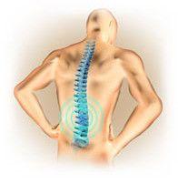 Симптоми і ознаки остеохондрозу поперекового відділу