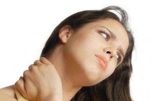 Симптоми остеохондрозу шийного відділу