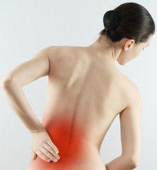 Біль у попереку може бути симптомом гострого пієлонефриту
