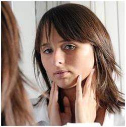 Симптоми запалення щитовидної залози у жінок і лікування