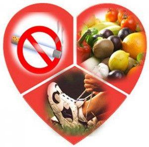 Синонім здоров`я і довголіття - профілактика серцево-судинних захворювань