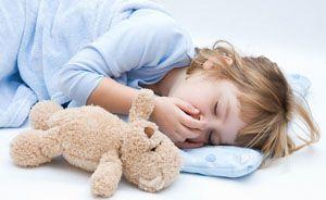 Скрегіт зубами у дитини уві сні