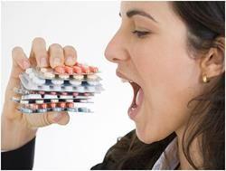 прийом препаратів