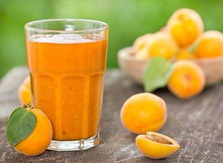 Смузі з абрикосом
