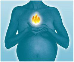 Лікування печії у вагітних