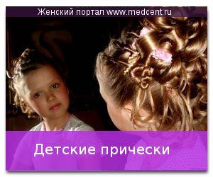 Сучасні дитячі зачіски