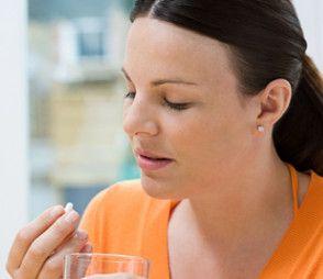 Таблетки для лікування молочниці