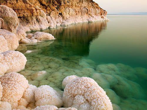 Мертве море відоме своєю допомогою при вітіліго