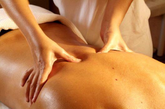 Лікування за допомогою точкового масажу