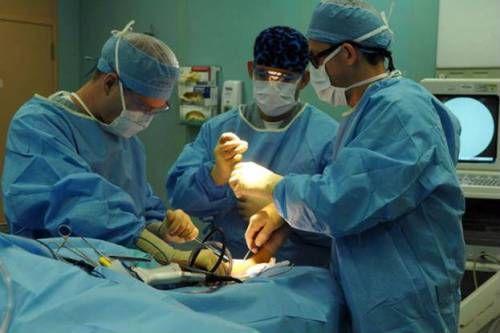 Операція на венах нижніх кінцівок