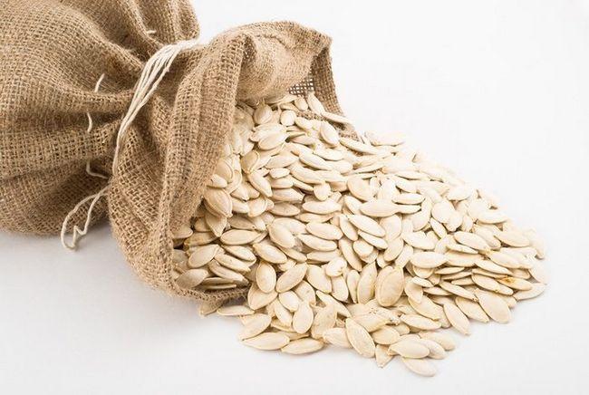Гарбузове зерна при вагітності