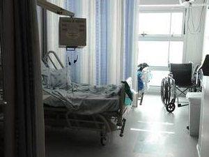 Палата в клініці Ассута