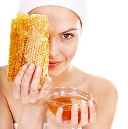 Мед для чистої шкіри