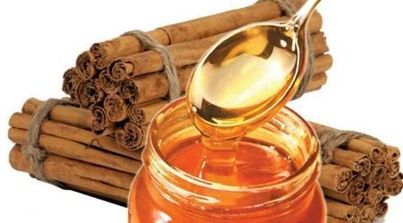 Кориця і мед