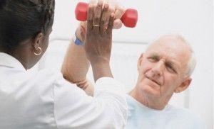 Вправи після інсульту: основні принципи рухової реабілітації