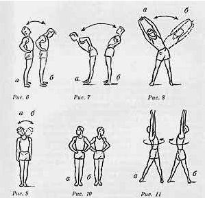 Ранкова гімнастика як все просто, а так важко почати