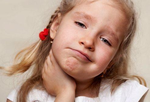 Збільшення мигдаликів у дитини