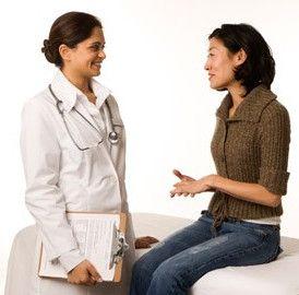 Лікування хворого з вузлом в щитовидній залозі