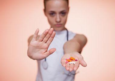 Заборонені антибіотики при фарингіті