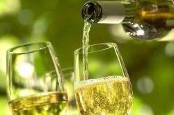 Сухе біле вино при гінекологічних захворюваннях