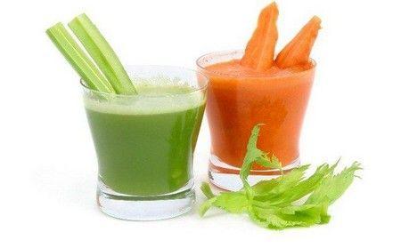 Смузі з овочів