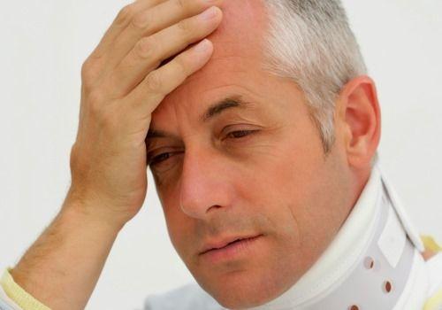 Голова болить після травми