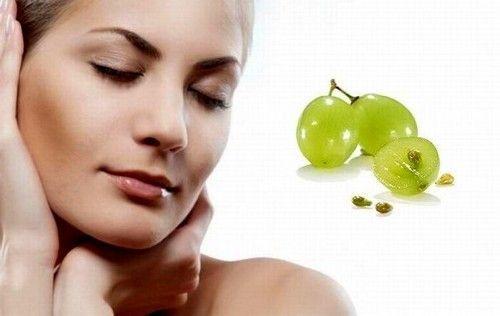 Масло кісточки винограду для обличчя