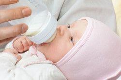Змішане вигодовування - причина місячних при грудному годуванні