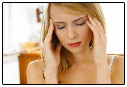 фото - запаморочення і головний біль при підвищеному пролактину через об`ємного утворення
