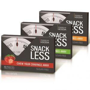 Жуйка для схуднення snack less: зниження апетиту, безпечне для здоров`я